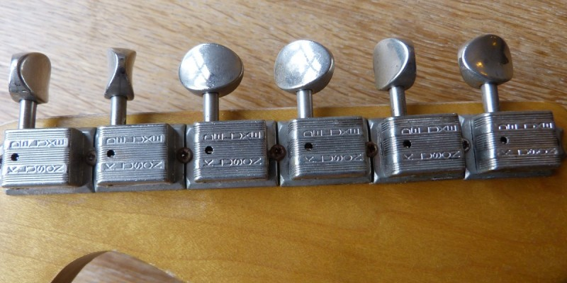 Stable vintage tuners